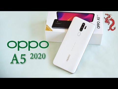ВЗРОСЛЫЙ обзор OPPO A5 2020 //Качественный мультимедийник с большой батареей