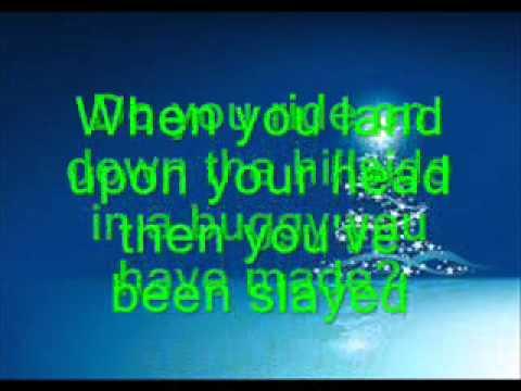 Slade - Merry Christmas Everybody lyrics
