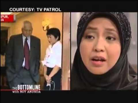 Princess Jacel Kiram speaks up on Sabah standoff - The Bottomline (Mar 9,2013)