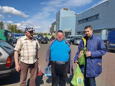 Ёшкин Матрёшкин и Братишка готовятся к битве шашлычников!