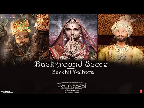 Padmaavat: Ghani Ghani Khamma  Official Full Hd Audio Song  Sanchit Balhara
