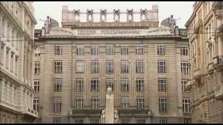 LA CAJA DE AHORROS DE VIENA DE (OTTO WAGNER) -  ARQUITECTURAS  (1903-1906)