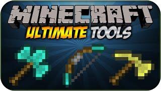Como instalar:  Ultimate Tools Mod Para Minecraft 1.7.2 / 1.7.10
