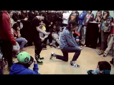 El-Dub Fight - Gege Vs Sindex