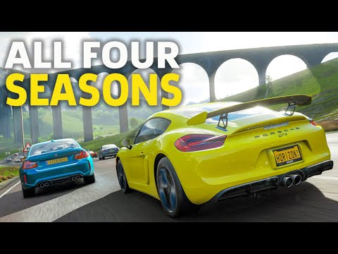 What's New With Forza Horizon 4's Open World thumbnail