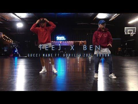 Ben X TeeJ | Gucci Mane - Broom | Snowglobe Perspective