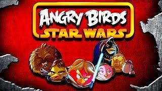 Unboxing Angry birds Star wars Video РАСПАКОВКА ИГРЫ энгри бердс Звёздные войны видео böse Vögelchen