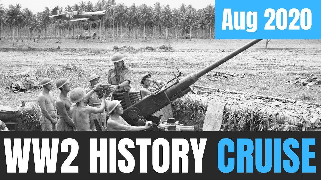 Papua New Guinea WW2 History Cruise - Battlefield Tours