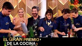 El gran premio de la cocina - Programa 13/10/21 - MENÚ PASTA RELLENA