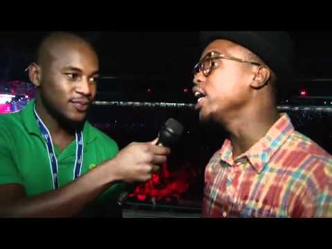 Vodacom Unlimited Festival Live: Lungsta vs Siya