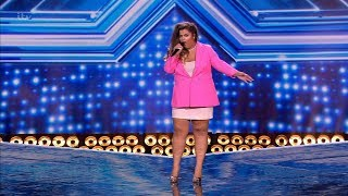 The X Factor UK 2018 Scarlett Lee Six Chair Challenge Full Clip S15E09