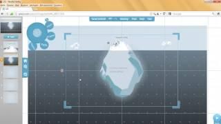 PREZI  Как сделать 3D презентацию