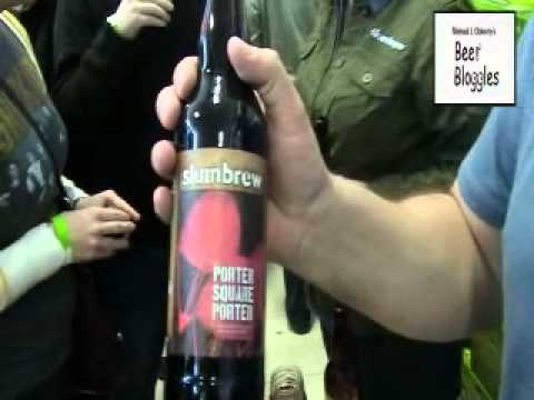Somerville Brewing Company - Jeff Leiter Talks About Slumbrew Beers