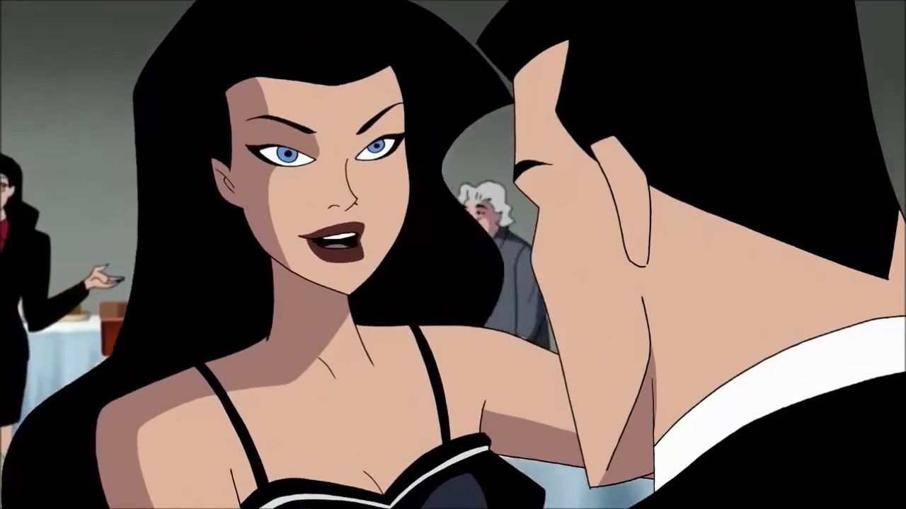 justice league unlimited wonder woman and batman relationship