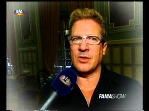 Estreia Musical FAME - Fama Show ( SIC )