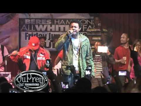 Shaggy, Rayvon & Red Fox Live @ Wonderland Ballroom *06-15-12*