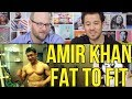 Download Amir Khan - Fat to Fit Body Transformation - Dangal REACTION!! MP3 song and Music Video