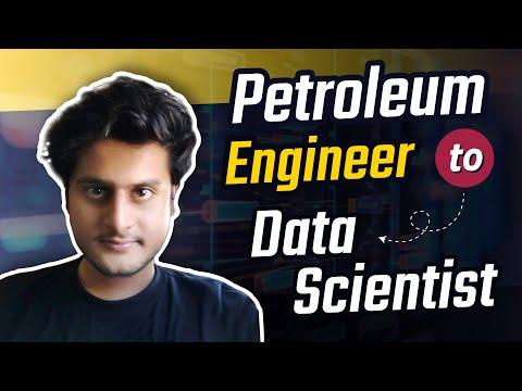 Petroleum Engineer To Data Scientist