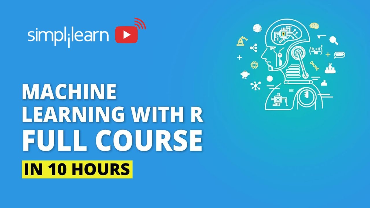 Machine Learning With R Full Course   Machine Learning Course For Beginners