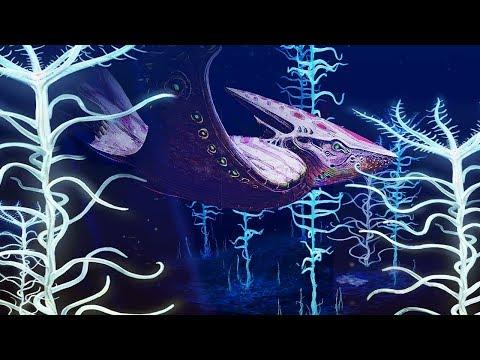 LOST CREATURES IN SUBNAUTICA! Forgotten Concept Arts, New Never Seen Creatures!