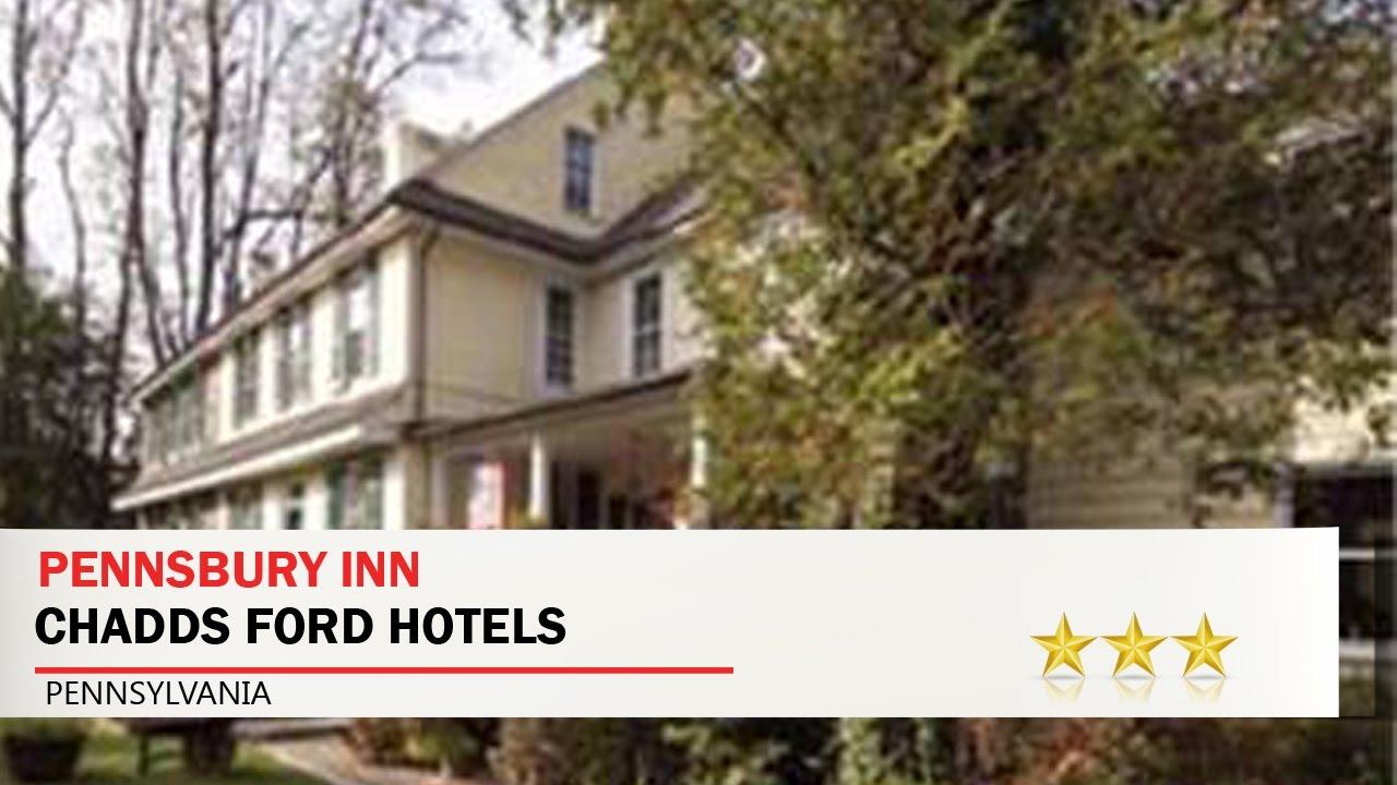 Pennsbury Inn - Chadds Ford Hotels, Pennsylvania - YouTube