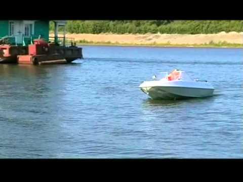 автоприцепы для лодки казанка