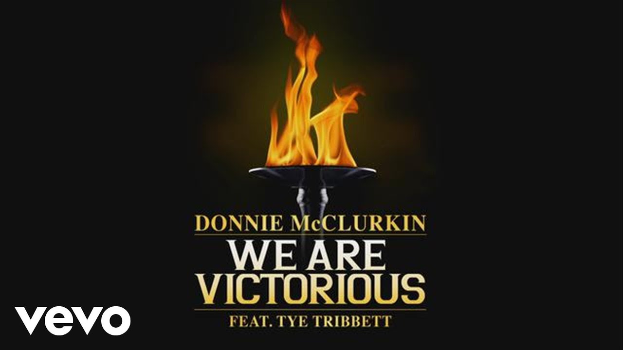 donnie-mcclurkin-featuring-tye-tribbett-we-are-victorious-donniemcclurkinvevo