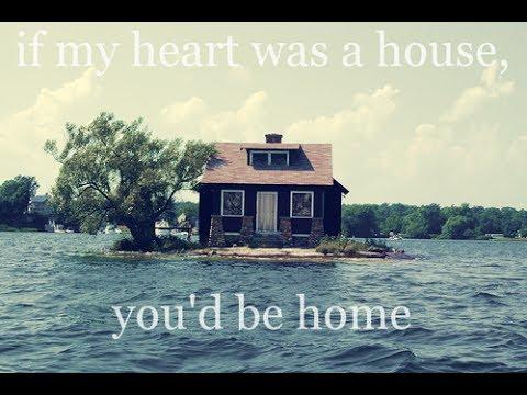 Owl city - My heart is a house Letra en español