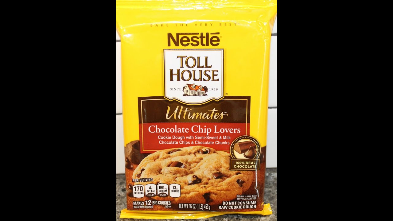 ashley bakes nestle toll house ultimates chocolate chip lovers