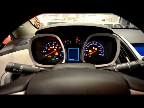 2011 Chevrolet Equinox LS AWD (stk# 3299A ) for sale at Trend Motors Used Car Center in Rockaway, NJ