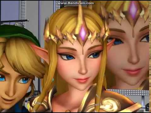 Anything Link does Zelda can do better