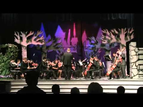 Figaro, Figaro performed by Alameda International High School Orchestra October 24, 2013