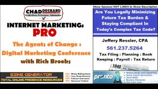 The Agents of Change : Digital Marketing Conference w/ Rich Brooks : Internet Marketing : PRO