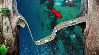 Download lagu दुनिया की 06 सबसे खतरनाक सड़क भूल कर भी मत जाना वरना |  06 Roads You Would Never Want to Drive On