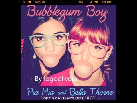 Bubblegum Boy -  Pia Mia Ft  Bella Thorne (Download link Below)