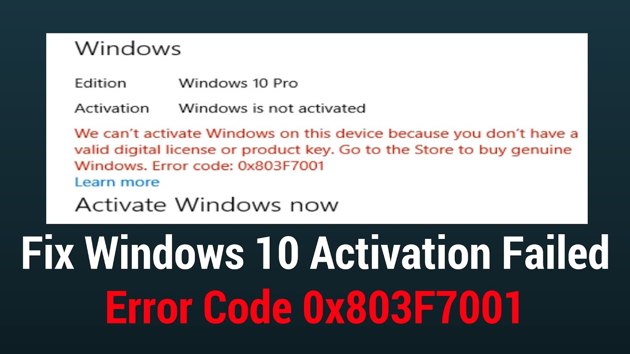 activate windows 10 home with pro key