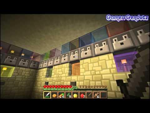 Maze di Piramid D  Minecraft Custom Map Redemption - part 6