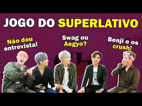 KPOP IDOL MAIS CONQUISTADOR+LAVANDO A ROUPA SUJA ft. B.I.G | Interview with Kpop Idol feat. B.I.G