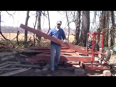 diy sawmill