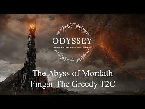 Fingar the Greedy T2C + Original Challenger - Minstrel POV - Odyssey, Evernight