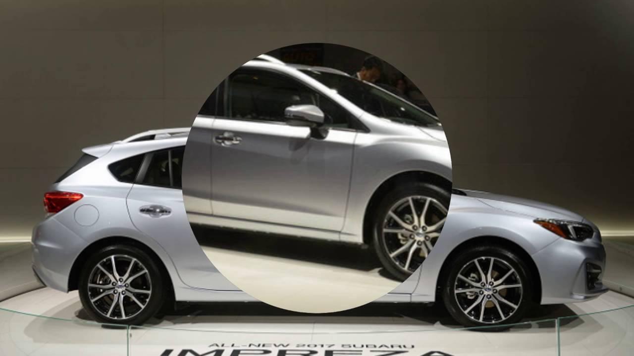 2017 2018 subaru impreza hatchback review release date price specs