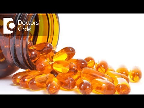 Can Individuals With High Levels Of Uric Acid Take Omega 3 Supplements? - Ms. Sushma Jaiswal