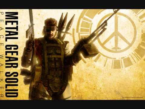 Metal Gear Solid Peace Walker Main Theme - Metal Gear Solid Peace Walker OST