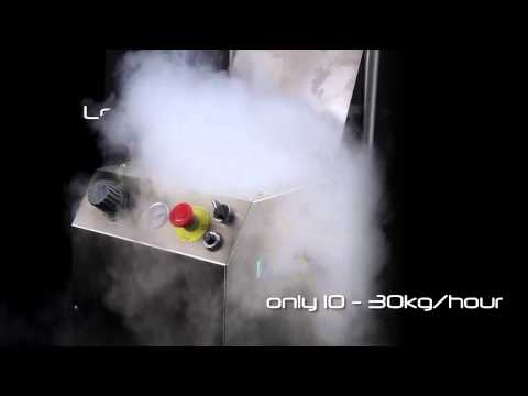 DRY ICE BLASTER IBL MINI INTELBLAST