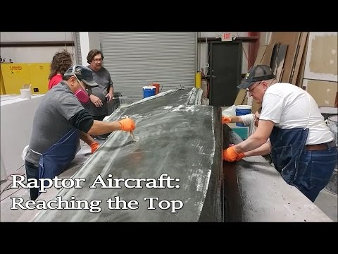 Raptor Aircraft March 14th 2017