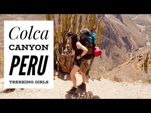 Colca Canyon - awesome Trekking