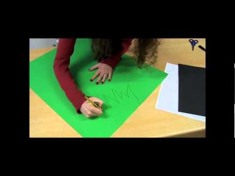 C mo hacer un disfraz de fresa youtube - Como hacer un arbol de papel grande ...