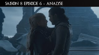 La Glace et le Feu, le destin de Jon Snow ? Game of Thrones Saison 8 Episode 6 - Review et Analyse