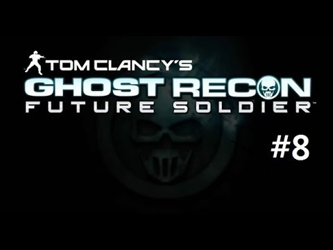 고스트리콘 퓨처솔져 Ghost Recon Future Soldier Multiplayer part  # 8