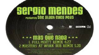 Sergio Mendes Feat. The Black Eyed Peas – Mas Que Nada (Masters At Work Dub Remix)